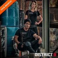 District 9 Tee shirt