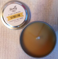 Novelly Yours Soy Candle in Wizard's Pub
