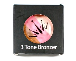 Crown Brush 3 Tone Bronzer