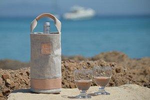 Perl B Linen Wine Cooler