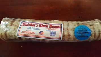 Butcher's Block Bones 100% Natural Beef Dog Treat from BarkBox