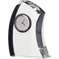 Dartington Medium Crescent Clock
