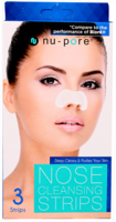 nu-pore Nose Cleansing Strips 3 Strips