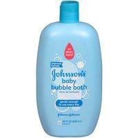 Johnson's Baby Bubble Bath, Travel size, 3 fl. oz