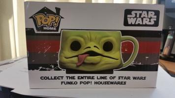 Pop! Home Jabba the Hut Mug