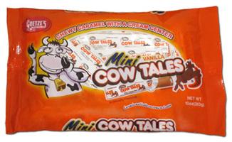 Mini Vanilla Cow Tales (caramel/cream vanilla)