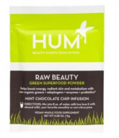 Raw Beauty Green Superfood Powder - Hum Nutrition