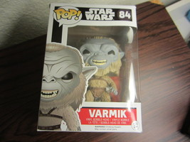 Funko Pop Varmik #84 Star Wars