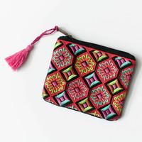 Indika Embroidered Bag