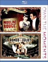 Moulin Rouge / Romeo + Juliet Blu Ray Disc