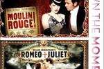 Moulin Rouge / Romeo + Juliet Blu Ray Disc