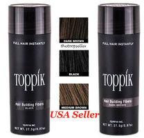 Toppik Hair Building Fibers in Medium Brown