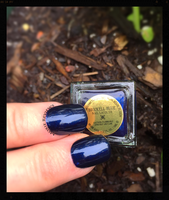 Deco Miami Nail polish brickell blue