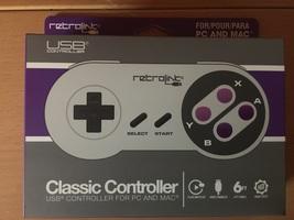 RetroLink USB Game Controller - SNES Edition
