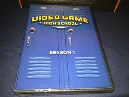 Video Game High School season 1 DVD