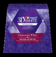 Crest 3D White Glamorous White strip