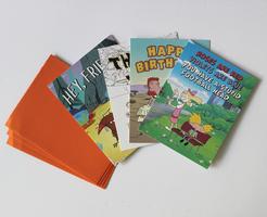 Nickelodeon Greeting Cards