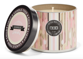 Bridgewater Candle Company Mingle Tin - Sweet Grace