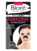 Biore´ Deep Cleansing Charcoal Pore Strip