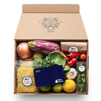 Blue Apron Box $30 gift card / coupon
