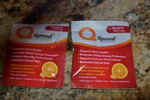 Q Speed Fast Melt CoQ10 100mg