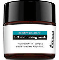 Dr. Brandt Needles No More 3-D Volumizing Mask, deluxe sample size ( .35 oz.)