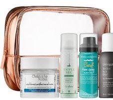 Sephora Favorites bag in rose gold (bag only)