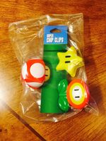 Super Mario Bros Chip Clips
