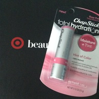 ChapStick Total Hydration Moisture Tint in Rose Petal