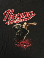 The Walking Dead Negan Sluggers T-Shirt