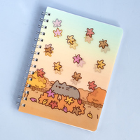 Pusheen Holographic Notebook