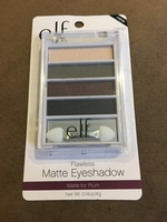 Elf Flawless Matte Eyeshadow Palette - Matte for Plum