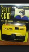 Split Cam Image Fusion Tech Camera