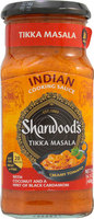 Sharwoods indian cooking sauce creamy tomato Tikka masala