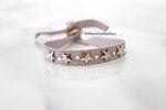 Les Interchangeables Pink Stars Bracelet