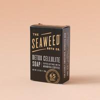 THE SEAWEED BATH CO. DETOX CELLULITE SOAP-FULL SIZE