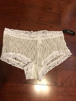 Legend Intimo White Lace Panties