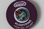 World of Warcraft Loot Pin