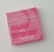 Coastal Scents Blush & Bronzer Palette