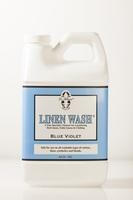 Le blanc linen wash - blue violet