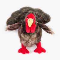Plush Turkey Toy