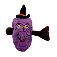 K9 Tuff Charming Halloween Toppers- Witch