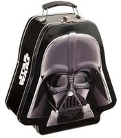 Star Wars Darth Vader Embossed Tin Lunchbox by Vandor