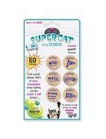Supercat catnip stickers