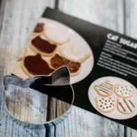 Cat Head Cookie Cutter