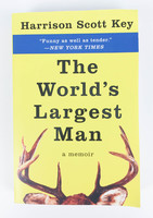 The World's Largest Man Book