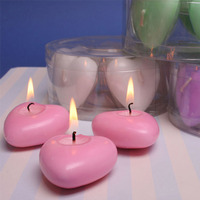 Floating Purple Candles (3)