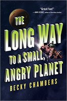 New book The Long Way to a Small, Angry Planet