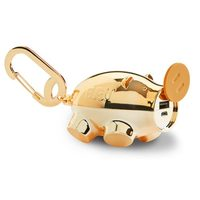 Buqu ChubsPower Bank in Gold