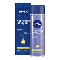 Nivea Nourishing Body Oil - Avocado & Macadamia Oil